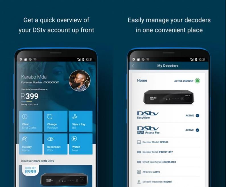DStv self-service app launched for South Africa
